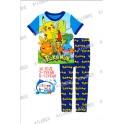 Ailubee Pokemon Blue Pyjamas