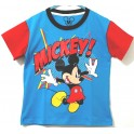 Mickey Blue Red