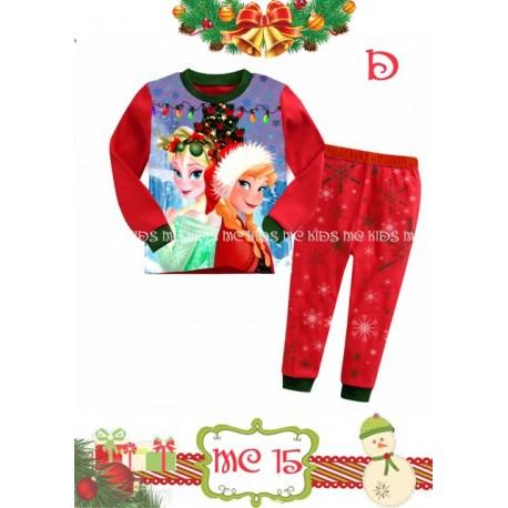 MC13D Momcare Frozen Xmas Pyjamas