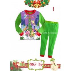 MC13I Momcare LittlePony Xmas Pyjamas
