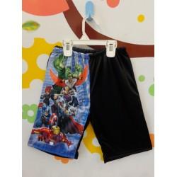 Black Avengers Pants