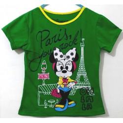 Minnie Paris Green