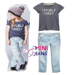MiniJeans Trouble Maker Set
