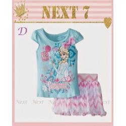 Next7D Elsa Blue