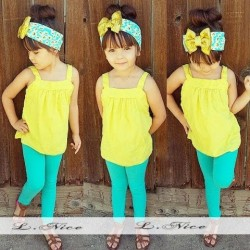 Lnice Yellow Tosca set