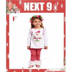 NEXT White Santa Set