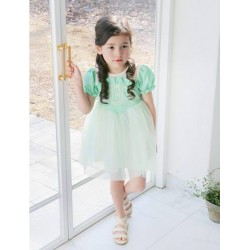 Phelfish Green Tutu Dress