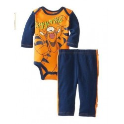 Romper Tiger Set