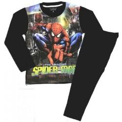 Spiderman black Pyjamas
