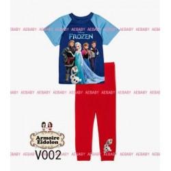 Frozen Blue AE Pyjamas