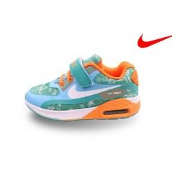 Nike Air BlueOrange Shoes