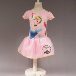 Samgami Cinderella Softpink Chiffon Dress