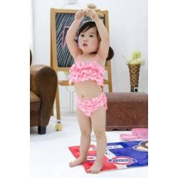 2piece Butterfly Swimsuit+Hat
