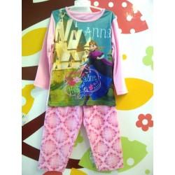 Disney Original Anna Pink Pyjamas