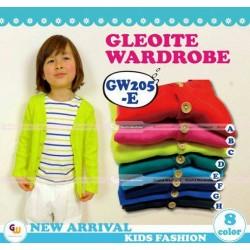 GW205 Cotton Cardigan