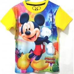 Mickey Yellow Full
