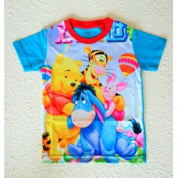Pooh and Friends Tee