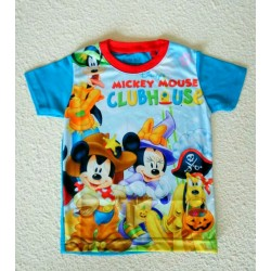 Mickey Clubhouse Tee