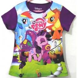 pony Purple