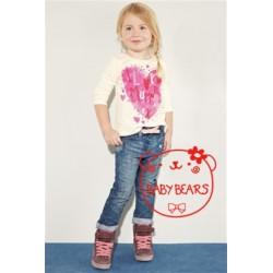 BabyBears Heart Set Jeans