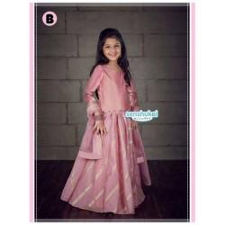 Senshukei Pink Set(Top+Skirt+Shawl)