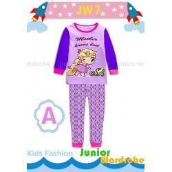 JW7A Rapunzel Pyjamas