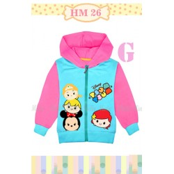 HM26G Tsum-Tsum Jacket