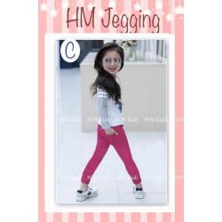 H&M Hotpink Jegging