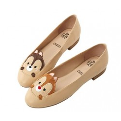 Chip and Dale Flat Shoes