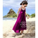 DRG-EB 007 Ebuty Purple Dress