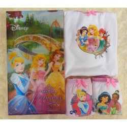 Disney Original Princess set Underwear