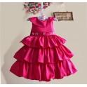 Zoe Pink Jewel Dress