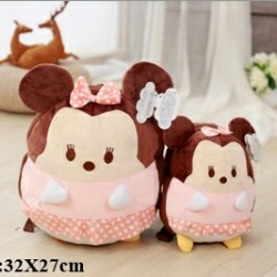 Minnie Tsum-tsum Plush Backpack
