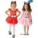 Disney Minnie Red+Pink